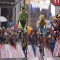 Contador draws first blood in Vosges; Talansky crashes, van Garderen bounces back