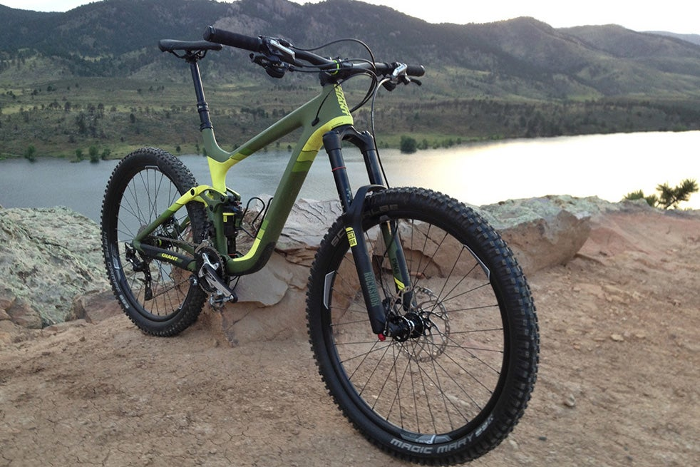 First Ride: Giant Reign Advanced 1 | VeloNews.com