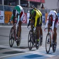 Iran's surprise cycling champ wins pass out of compulsory army service