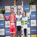 In the News: Hit-and-run crash leaves world champion shaken