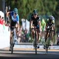 Nathan Haas pips Edvald Boasson Hagen to win Japan Cup Cycle Road Race