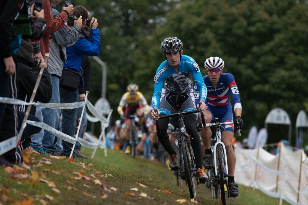 Pros to watch at 2015 cyclocross nationals