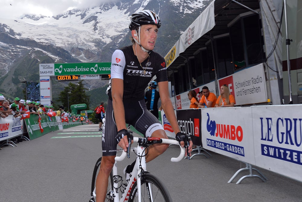 Andy Schleck announces retirement from bike racing