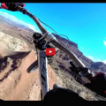 POV footage from Andreu Lacondeguy's Red Bull Rampage victory