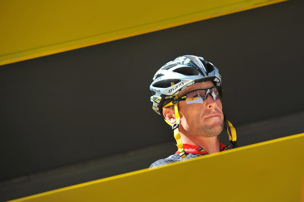 UCI president: 'Potential' for Armstrong redemption
