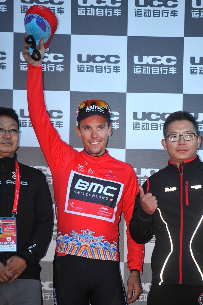 2014 Tour of Beijing, stage 4