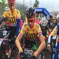 Parra, Mejia win La Ruta stage two as Leao defends lead