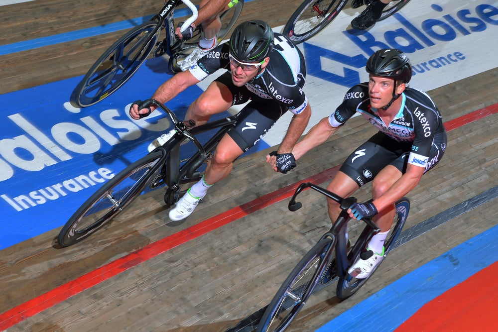 Is six-day track racing too dangerous for road stars?
