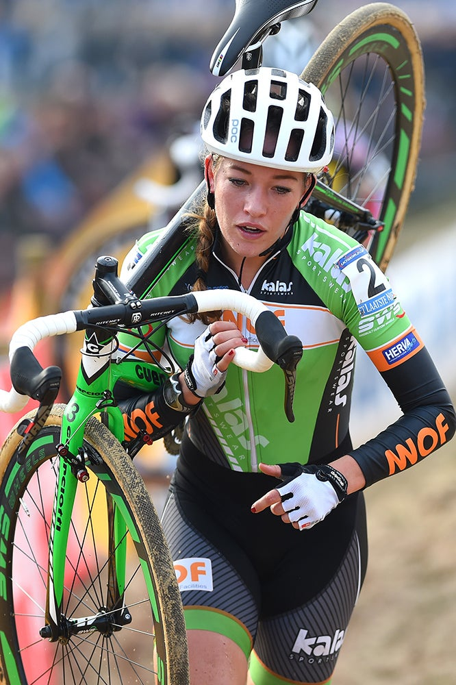 UCI Cyclocross World Cup No.2, Koksijde