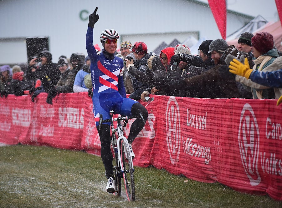 Cyclocross nationals 2015 preview: Jeremy Powers 'has to win'