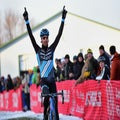 McFadden and Driscoll take wins on final day of Jingle Cross