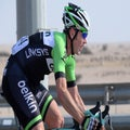 Graeme Brown signs with Drapac for 2015