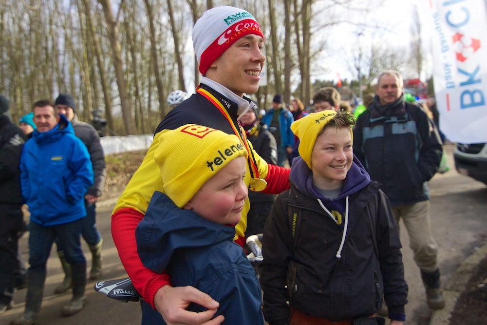 Photo Essay: 2015 Belgian 'cross national championships