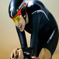 Van Houweling to attempt UCI hour record