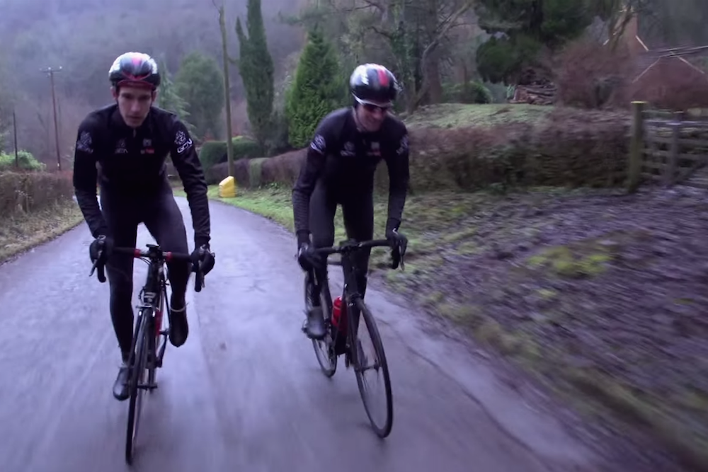 GCN investigates the effectiveness of winter base miles