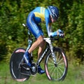 Gustav Larsson will go for hour record on March 14