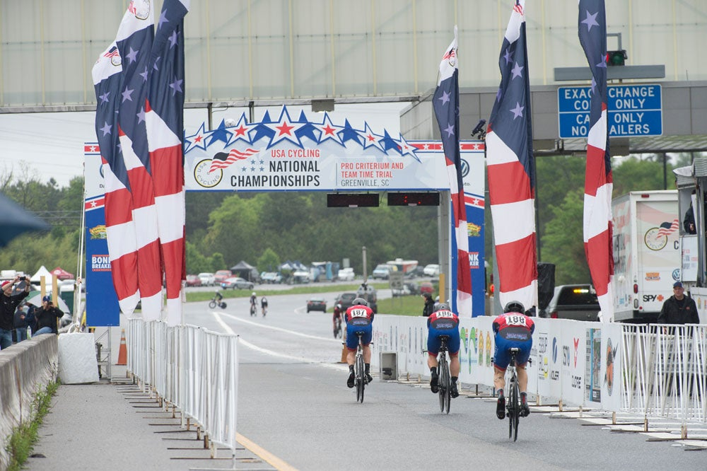 USA Cycling USPRO team time trial championships
