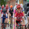 Tina Pic marks 49th birthday with (what else?) a bike race