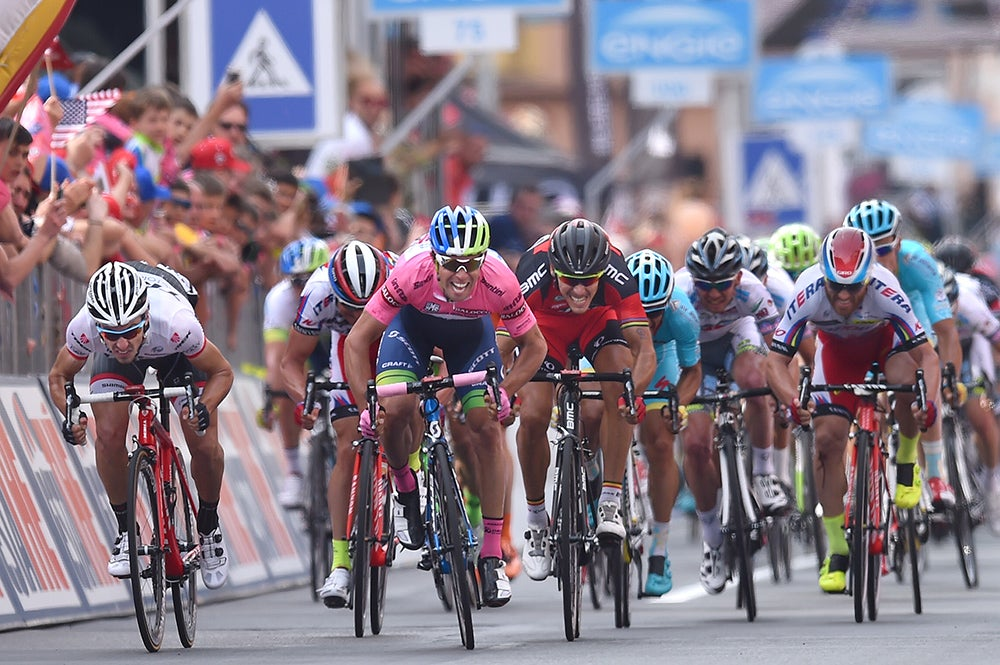 Results: 2015 Giro d'Italia, stage 3 – VeloNews.com