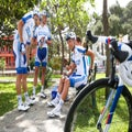 Team Novo Nordisk continues to build on support and success in 2015