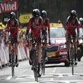 Stage 9: BMC wins TTT, Froome defends yellow