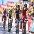 Riders on the storm: Froome, Contador and van Garderen come up winners