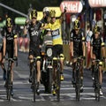 Froome clinches Tour as Greipel takes finale