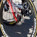 Roubaix injury prompts UCI to halt disc brake trial