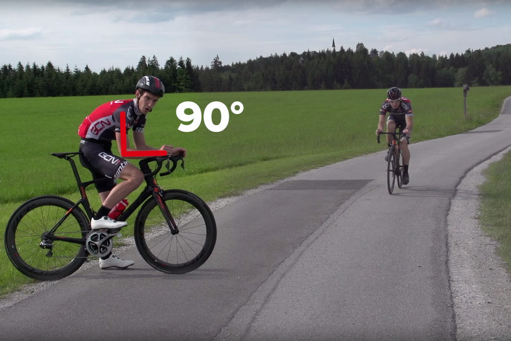 GCN's five tips to help you get more aero