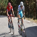 Aru running out of asphalt as he chases Vuelta victory