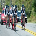 Velocio-SRAM finishes strong to win team time trial in Richmond