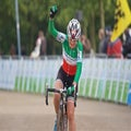 Eva Lechner takes lead in World Cup after winning at Valkenburg