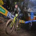 Sven Nys wins a thrilling duel with Wout Van Aert at Koksijde