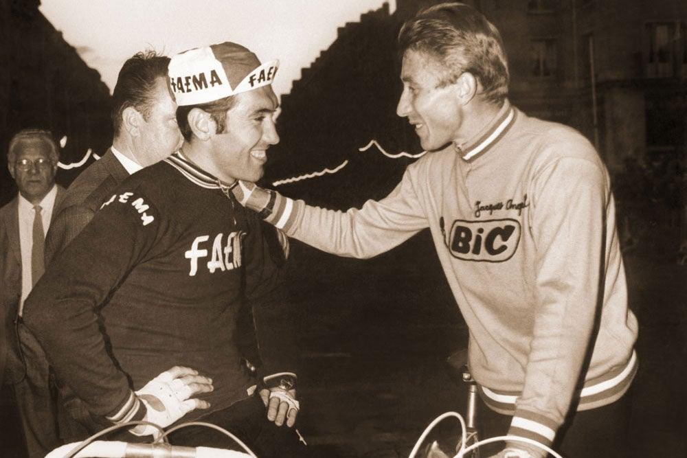 The Outer Line: Ranking the greatest cyclists of all time ? VeloNews.com