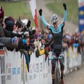 Compton earns 12th straight title at 'cross nationals