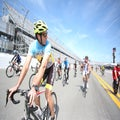 NASCAR drivers pave way for cycling safety