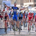 Gaviria wins stage 3 in Provence, Voeckler claims overall