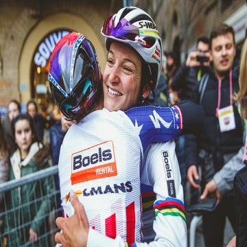 Guarnier wins for Boels with Armitstead sick