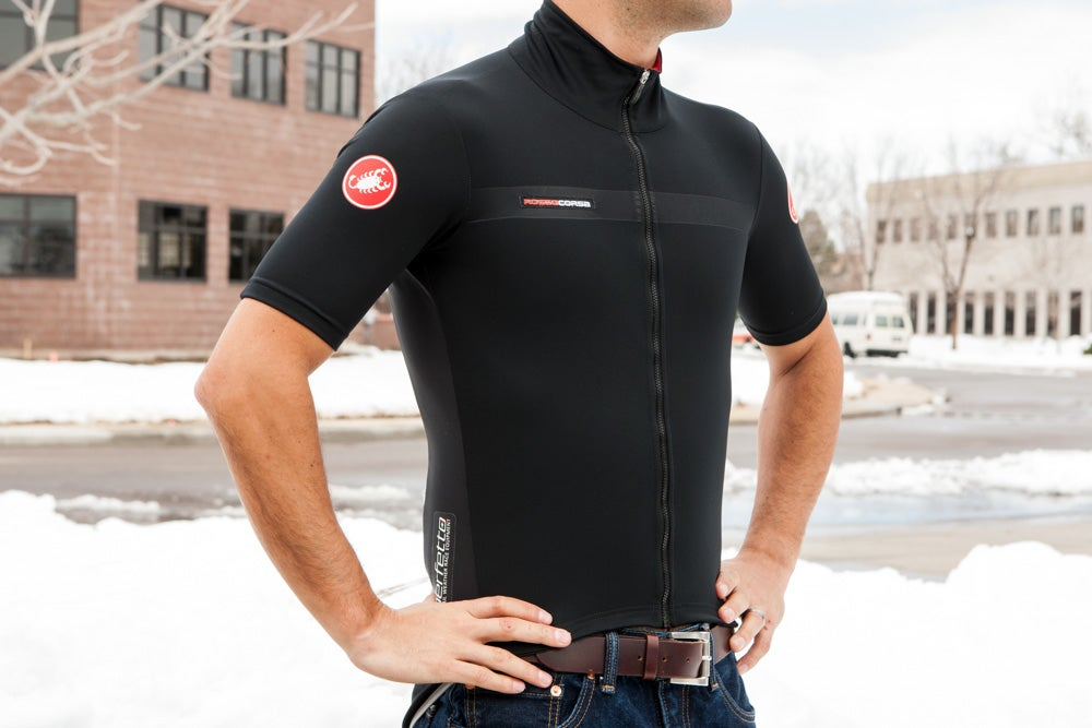 Reviewed  Castelli Perfetto Light jersey and Tempesta Jacket ... 1ebd6395b