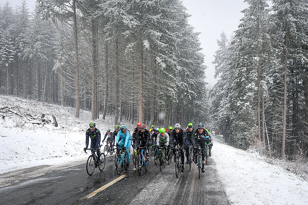 Paris-Nice stage 3 cancelled mid-race