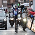 Terpstra solos to rainy Le Samyn win