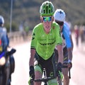 Craddock gets chance to fly at Basque tour
