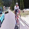 With eye on Tour, Hesjedal returns to action in Dauphine