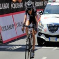 Abbott wins on the Mortirolo at Giro Rosa