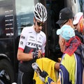 Cancellara won't race worlds as career winds down