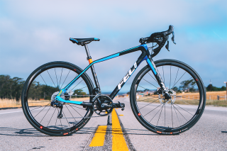 Felt's VR variable road bike offers tons of adventure details creating a mashup of endurance and gravel bikes. Photo: Felt Bicycles