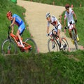 The surprising influence Olympics had on mountain bike racing
