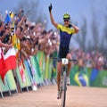 22-year-old Rissveds claims women's MTB gold in Rio