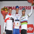 Eneco: Terpstra nabs overall win in thrilling final stage