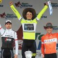 Robin Carpenter wins the Tour of Alberta by one second